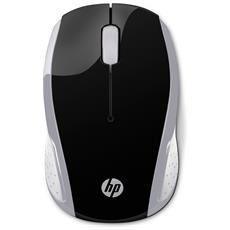 Mouse Wireless 200 - Argento