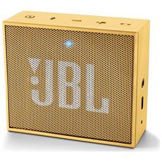 Speaker Audio Portatile GO Bluetooth Ingresso Audio Jack 3.5mm colore Giallo