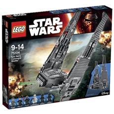 LEGO - 75104 Star Wars - Kylo Ren's Command Shuttle