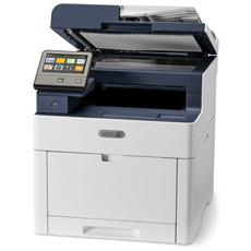 Stampante Multifunzione WorkCentre 6515N a Colori Stampa Copia Scansione Fax 28 Ppm Ethernet USB 3.0