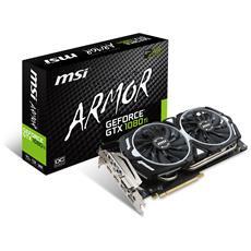 MSI - GeForce GTX 1080 Ti 11GB GDDR5X Pci-E / DL-DVI-D /...