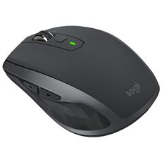 LOGITECH - Mouse Wireless MX Anywhere 2S Laser 7 Tasti 4000...