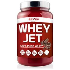 Whey Jet [900 G] Gusto Yogurt Pesca - Proteine Del Siero Del Latte Concentrate