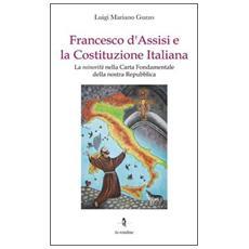 Francesco d'Assisi e la costituzione italiana