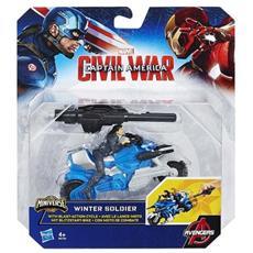 Avengers Captain America Civil War 2 Combat Racers