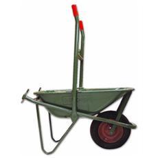 Carriola modello Ribaltabile per Elevatori con Ruota Pneumatica Capacità 70 L