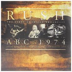 Rush - Abc 1974 (Limited Edition) (2 Lp)