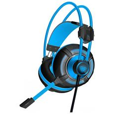 Cuffie Gaming Spirit - Blu