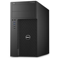 Workstation Precision T3620 Intel Core i5-6500 Quad Core 3.2 GHz Ram 8GB HDD 1TB AMD Radeon PRO WX 2100 DVD±RW 6xUSB 3.0 Windows 7/10 Pro