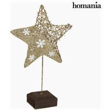 Statua Decorativa Stella ? ampanie Oro By