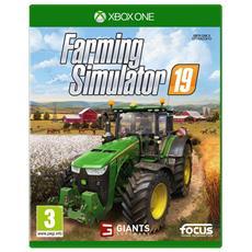 XONE - Farming Simulator 19 - Day one: NOV 18