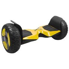 Hoverboard City Board SUV Sport Ruote 10'' Giallo