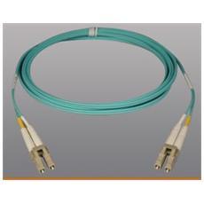 Multimode 50/125 OM3 LC-LC 5.0m 5m LC LC Blu cavo a fibre ottiche