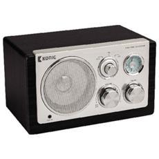 HAV-TR1100, AA, Portatile, Analogico, Analogico, AM, FM