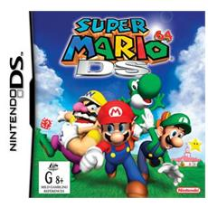 NDS - Super Mario DS 64