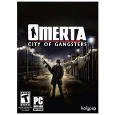 PC - Omertà City of Gangsters