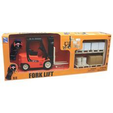 Radiocomando Muletto 1:14 Fork Lift e Accessori 87865