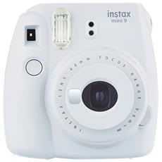 FUJIFILM - Instax Mini 9 Fotocamera a Sviluppo Istantaneo - Bianco