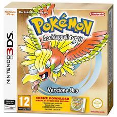 Pokemon Oro DCC