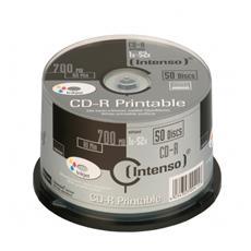 CD-R 700MB / 80min printable, CD-R, Scatola per torte