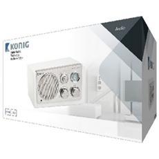 HAV-TR1200, AA, Portatile, Analogico, Analogico, AM, FM, Batteria, DC