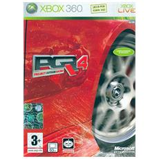 X360 - PGR Project Gotham Racing 4