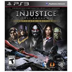 PS3 - Injustice: Gods Among Us GOTY Ultimate Edition