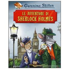 Geronimo Stilton - Le Avventure Di Sherlock Holmes - Gs