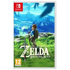 Switch - Legend of Zelda: Breath of the Wild