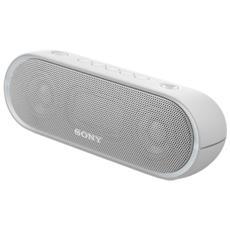 Speaker Portatile SRS-XB20 Bluetooth NFC – Bianco