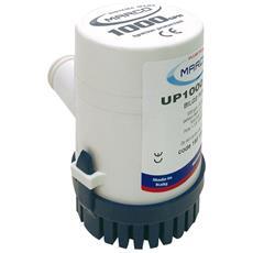 Up1000 24v Elettropompa Ad Immersione Per Svuotamento Sentina