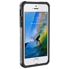 Custodia Antiurto Composite Iphone 5s / Se - Colore Trasparente