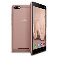 """Lenny 3 Oro / Rosa Dual Sim Display 5"""" HD Quad Core Storage 16GB +Slot MicroSD WiFi 3G Doppia Fotocamera 8Mpx / 5Mpx Android 6.0 - Italia RICONDIZIONATO"""