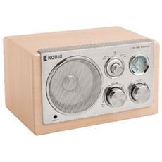 HAV-TR1300, AA, Portatile, Analogico, Analogico, AM, FM, Batteria, DC
