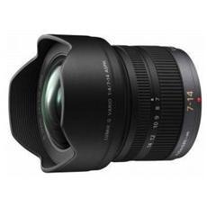 Obiettivo 7-14 mm F / 4.0 Attacco Panasonic micro 4:3
