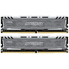 Memoria Dimm Ballistix Sport LT 16GB (2x 8GB) DDR4 2400MHz CL16