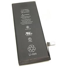 Batteria Di Ricambio Iphone 6s Li-ion 1715 Mah Polymer 3,82v Bulk Apn: 616-00036