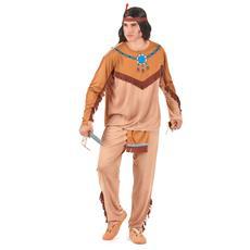 Costume Per Uomo Indiano Taglia Unica