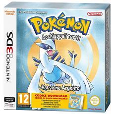 N3DS - Pokemon Argento DCC