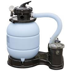 Pompa Con Filtro A Sabbia 4000 L / h 180 W Fs300