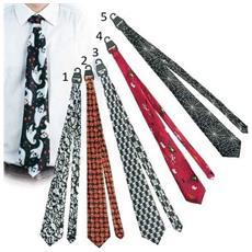 Halloween Cravatta