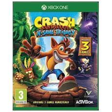 XONE - Crash Bandicoot N. Sane Trilogy - Day one: 10/07/18