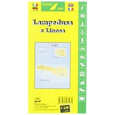 Lampedusa e Linosa 1:50.000