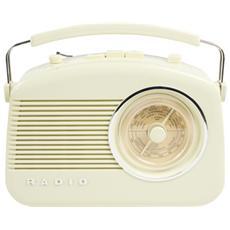 HAV-TR710BE, C, Portatile, Dial scale, Analogico, AM, FM, AC, Batteria