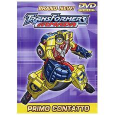 Dvd Transformers Armada #01
