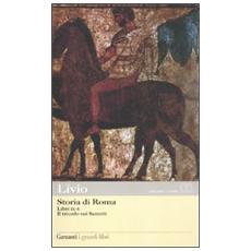 Storia di Roma. Libri 9-10. Il trionfo sui Sanniti. Testo latino a fronte