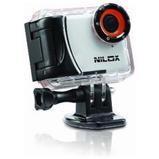 """Mini Action Cam Sensore CMOS HD Ready Display 2"""" Stabilizzatore Automatico"""