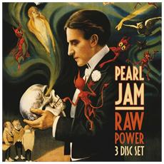 Pearl Jam - Raw Power (2 Cd+Dvd)