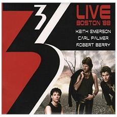 Keith Emerson / Carl Palmer / Robert Berry - Live Boston '88 (2 Cd)