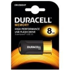 Chiavetta USB 8 GB Interfaccia USB 3.0 Colore Nero e Arancione